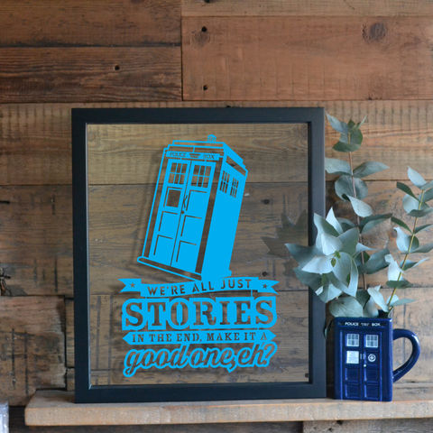 Doctor,Who,Papercut