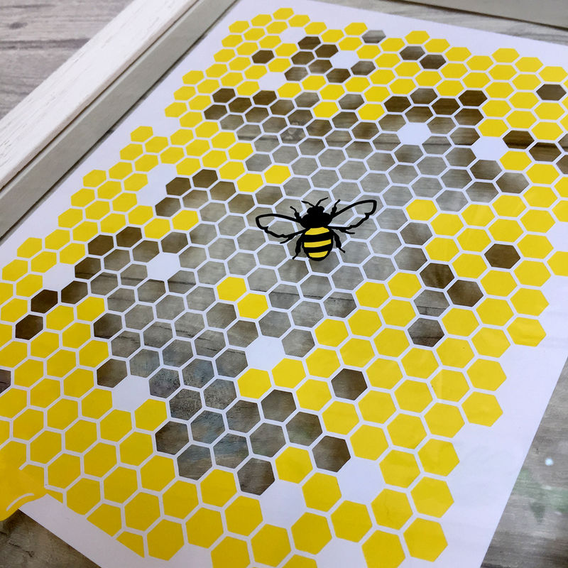 Bee Papercut - product image