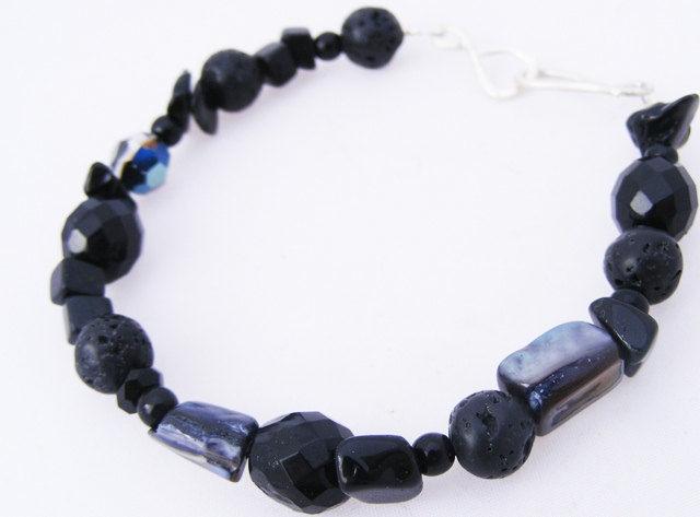 semi-precious stone bracelet - product images  of