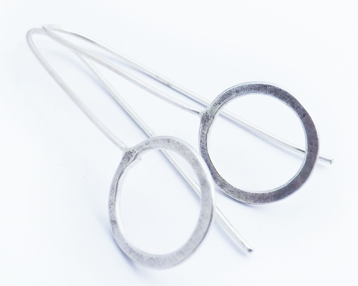 circle earrings - product images  of