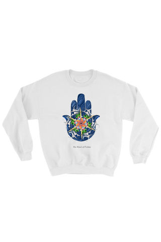 Hand,of,Fatima,Sweatshirt