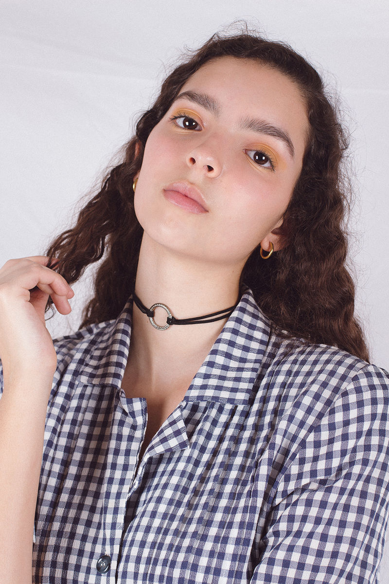 Maru Chan O-Ring Choker - product images  of