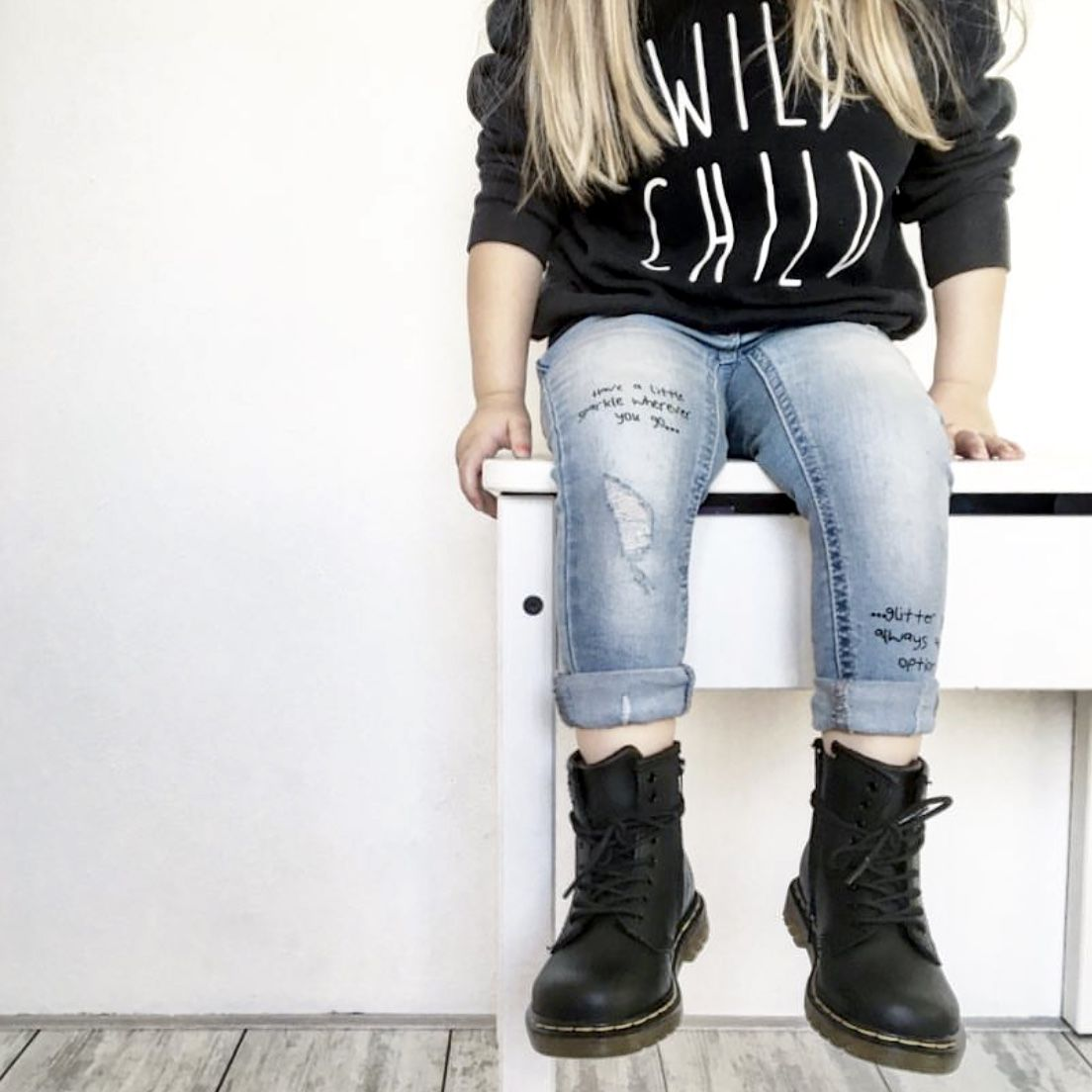 Wild Child Sweatshirt - product images  of