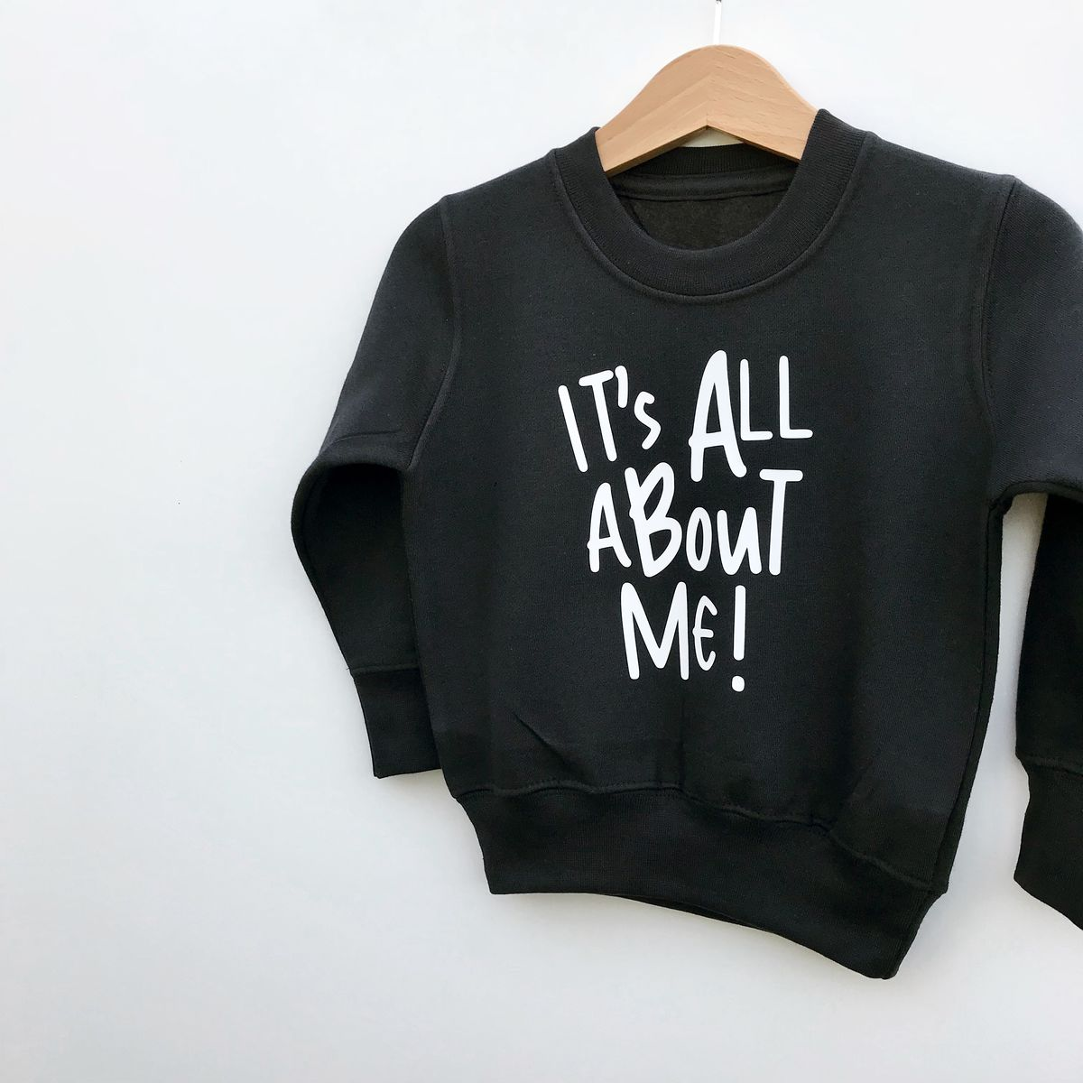 'It's All About Me' Kids Sweatshirt (various sizes) - product images  of