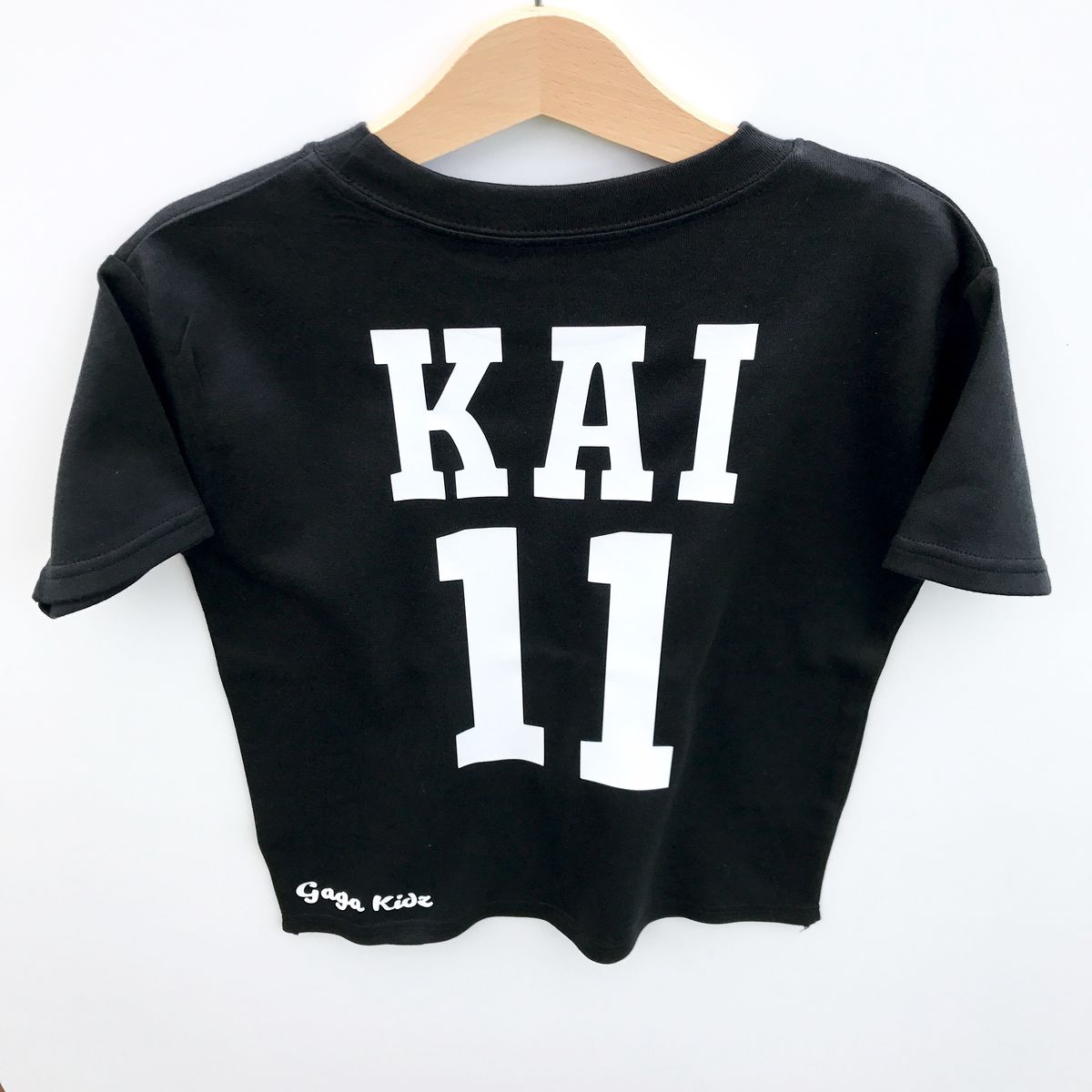 Sports Name/Number Black or White T-Shirt - product images  of