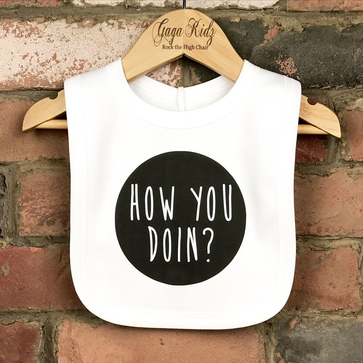 How You Doin Baby Bib - product images  of