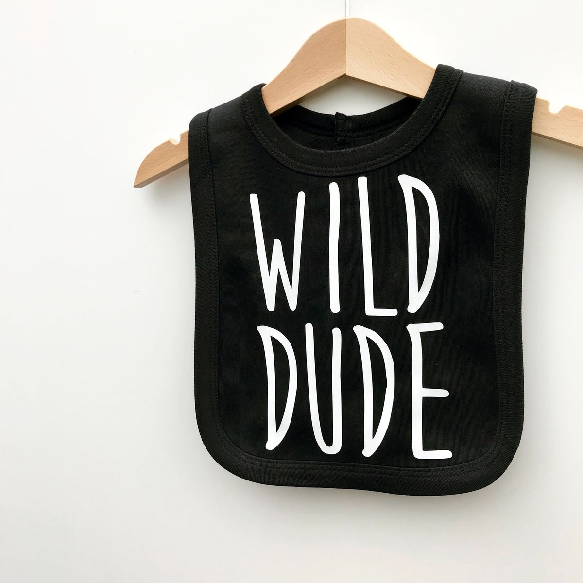 Wild Dude Baby Bib - product images  of