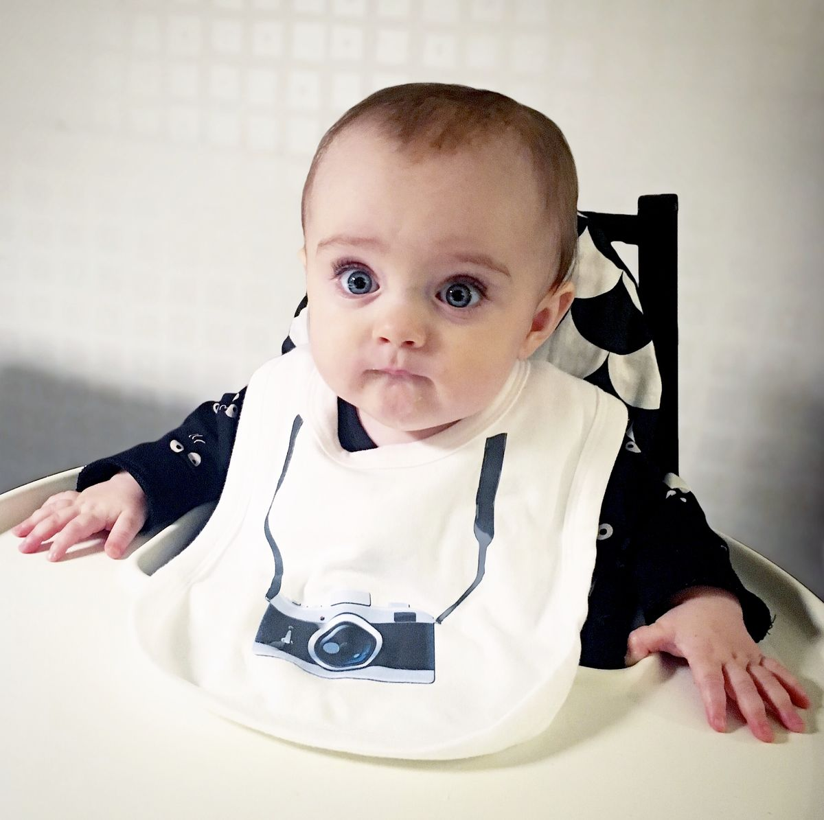 Camera Baby Bib - product images  of