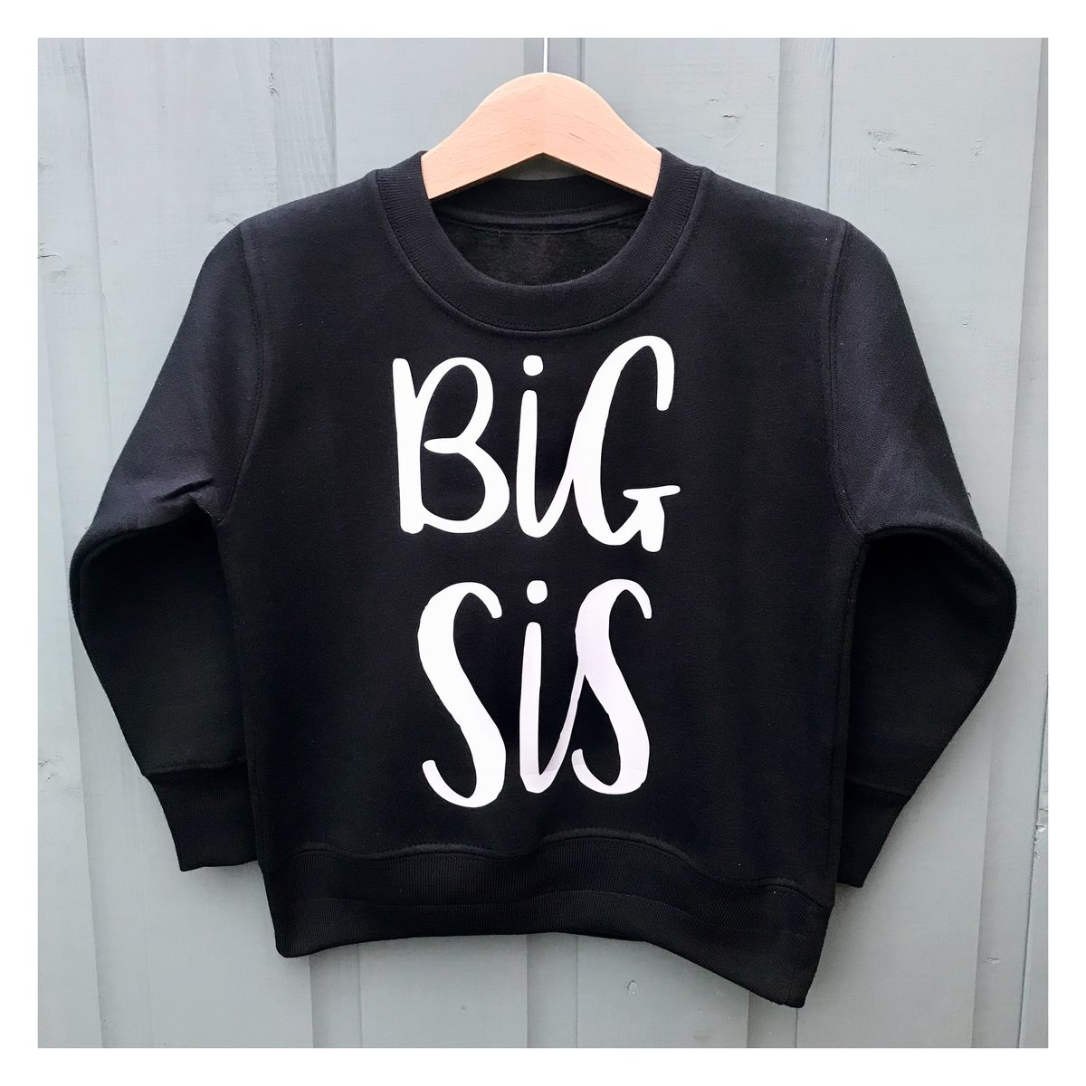 Big Bro, Lil Bro, Big Sis, Lil Sis Sweatshirts (various sizes) - product images  of