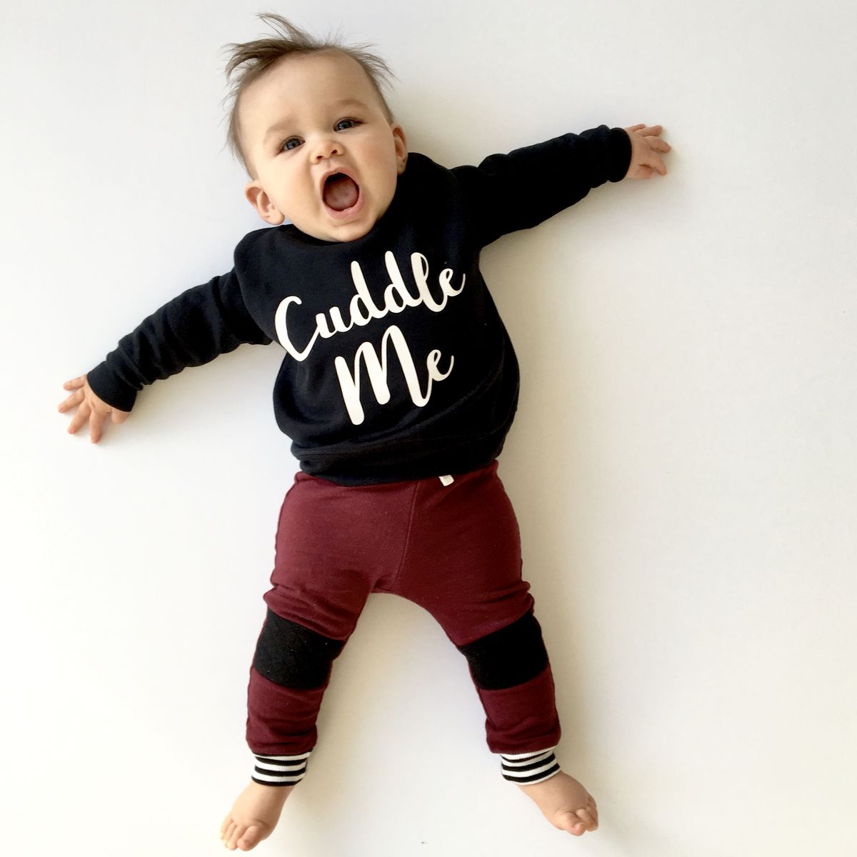 'Cuddle Me' Kids Sweatshirt (various sizes) - product images  of