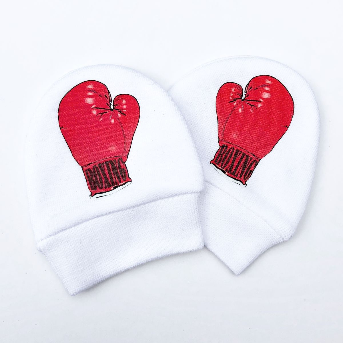Boxing Gloves Scratch Mittens - product images  of