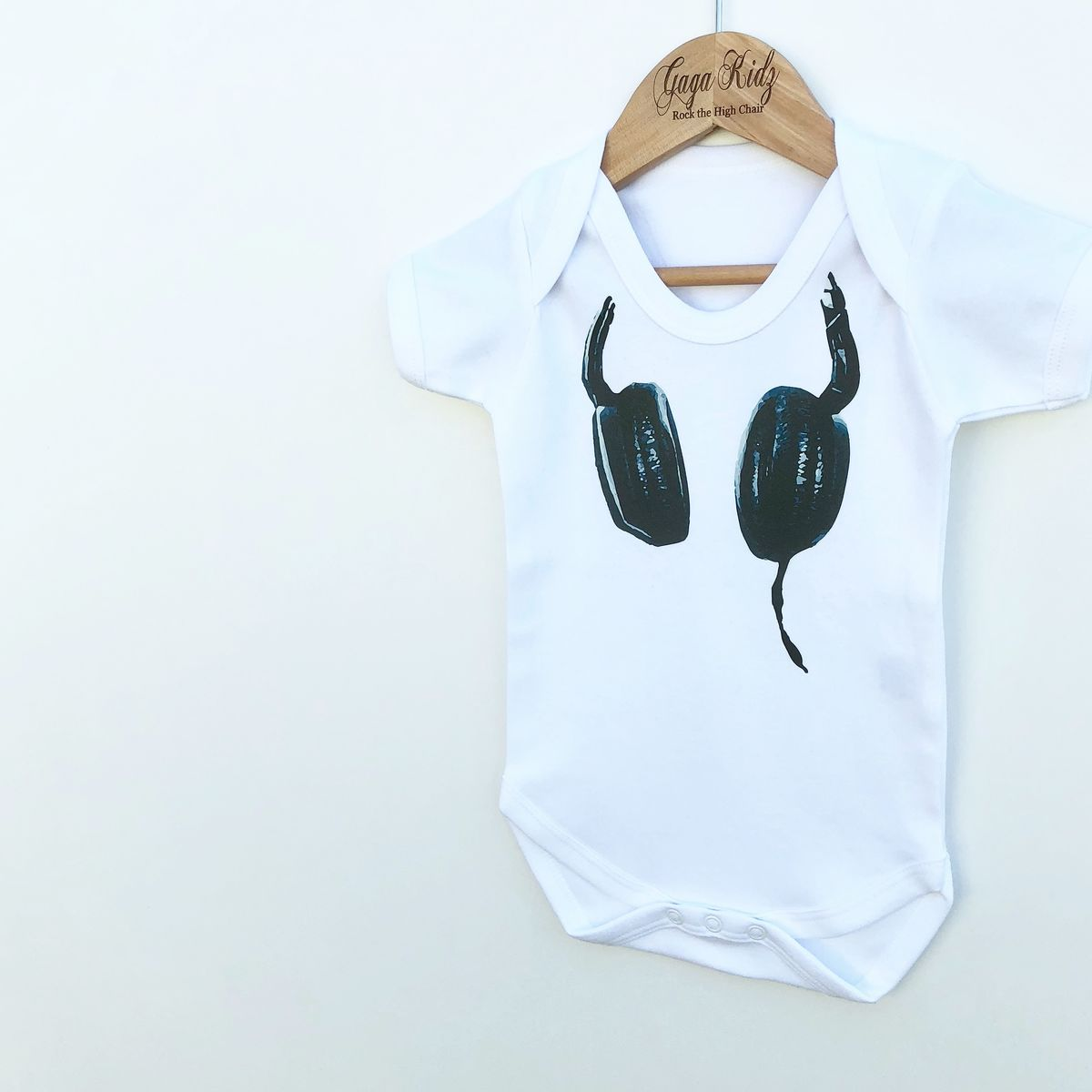 DJ Headphones Bodysuit - product images  of