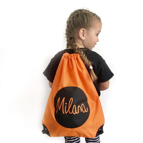 Name,Drawstring,Bag,(Various,Colours),drawstring bag, name bag, school bag, swim bag, pe kit bag, lunch bag, nursery bag, gym bag, children's bag, children's backpack, children's rucksack, kids name bag, child school bag, child nursery bag, personalised bag, custom name bag