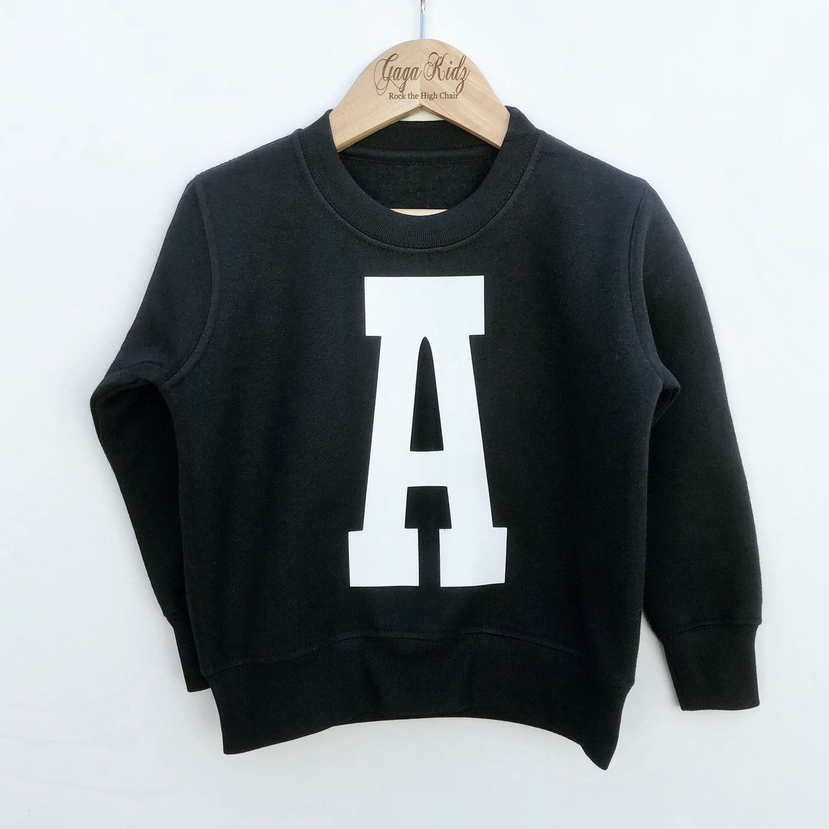 Custom Initial Sweatshirt - product images  of