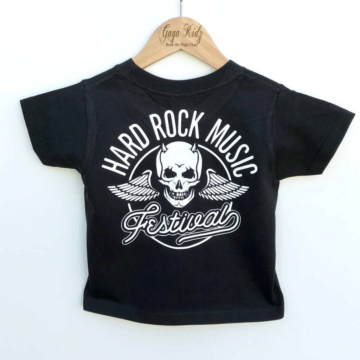 Rock Festival Black or White T-Shirt - product images  of