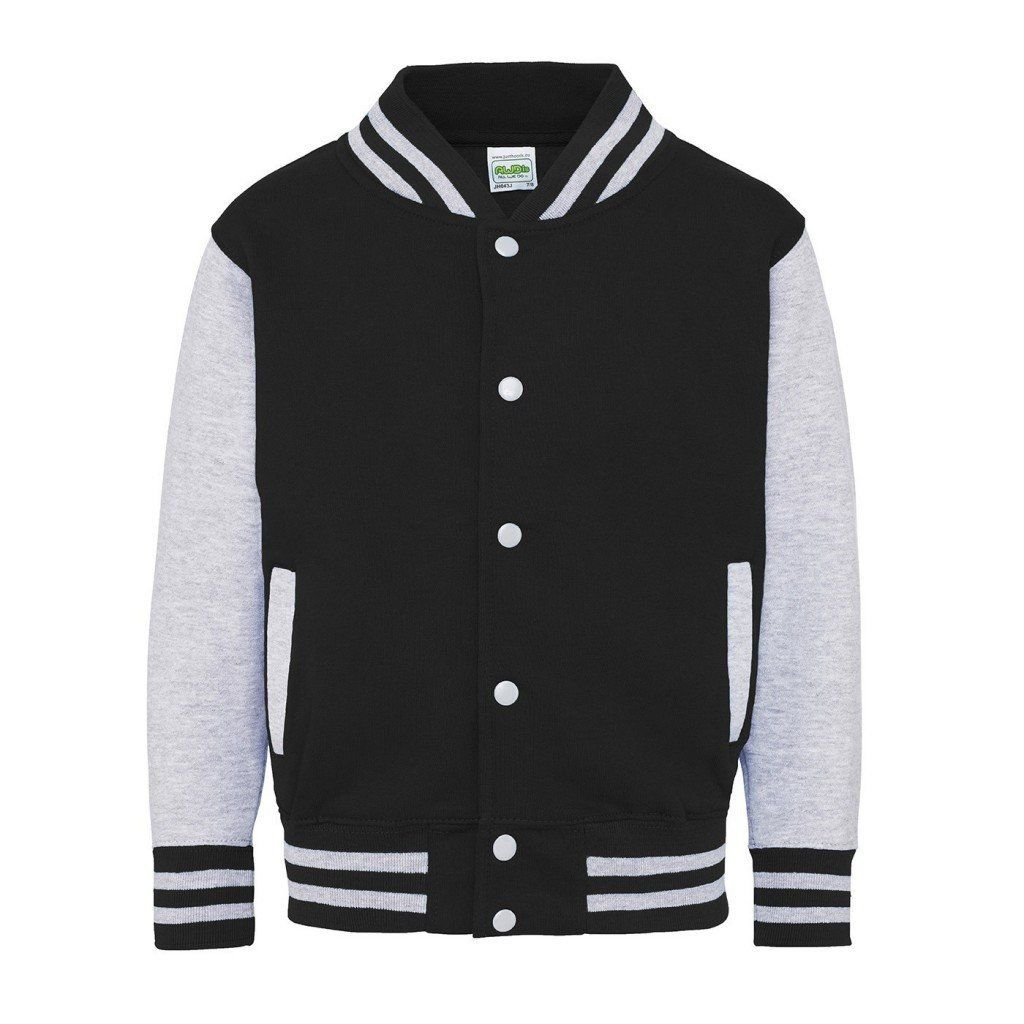 Kids 'Name & Number' Varsity Jacket - product images  of