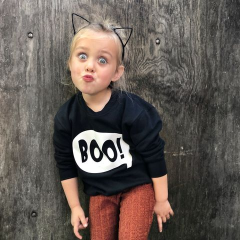 'BOO!',Kids,Sweatshirt,(various,sizes),boo, halloween boo, kids halloween shirt, halloween sweater, halloween sweatshirt, trick or treat shirt, spooky kids, spooky baby, kids sweater, kids sweatshirt, baby sweater, baby sweatshirt, halloween jumper, halloween outfit