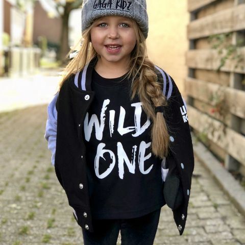 Wild,One,Black,&,White,Kids,T-Shirt,(various,sizes),wild one, wild and one, wild and 1, wild tshirt, wild kids, wild baby, first birthday gift, first birthday shirt, first birthday outfit, trendy baby tshirt, trendy kids tshirt, hipster kids shirt, hipster baby shirt, cool kids clothes, kids tshirt