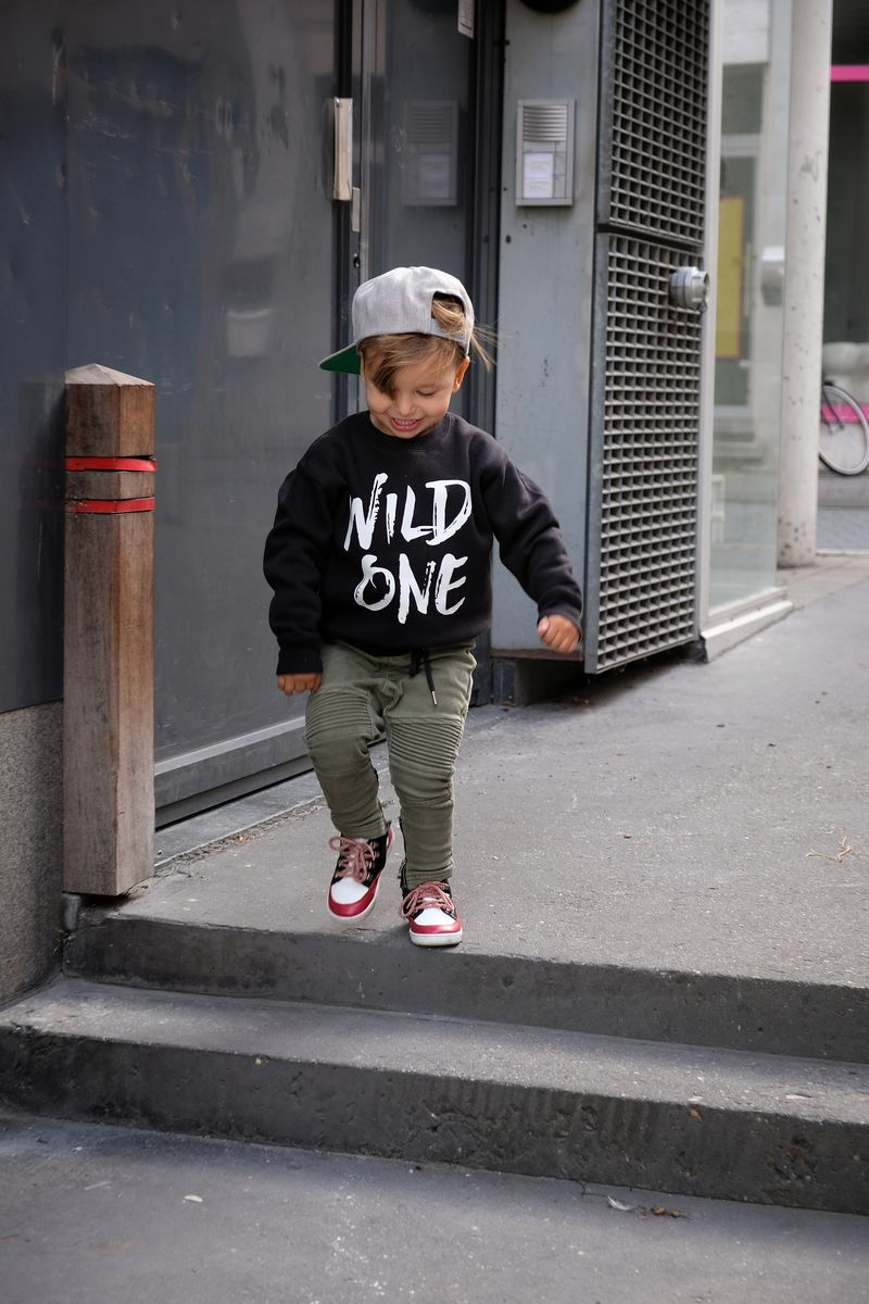 Wild One Sweatshirt - product images  of