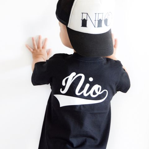 Baseball,Name,Black,or,White,T-Shirt,baseball shirt, baseball tee, custom name, personalised shirt, custom kids gift, custom kids tshirt, custom children shirt, custom children gift, personalised children shirt, kids name gift, name shirt, baby shirt, baby clothes, kids clothes
