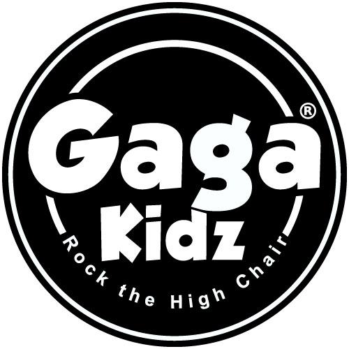 gaga-kidz-rock-the-high-chair-registered-trademark-logo