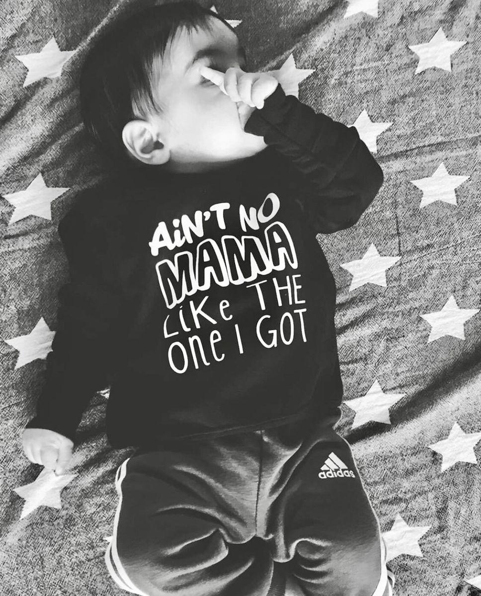 Ain't No Mama Like The One I Got Sweatshirt - product images  of