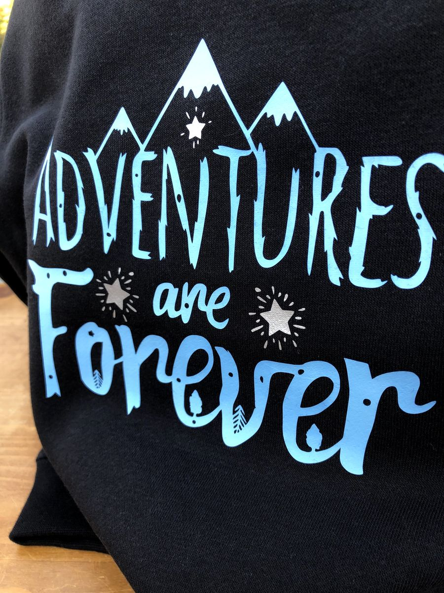 Adventures are Forever Sweatshirt - product images  of