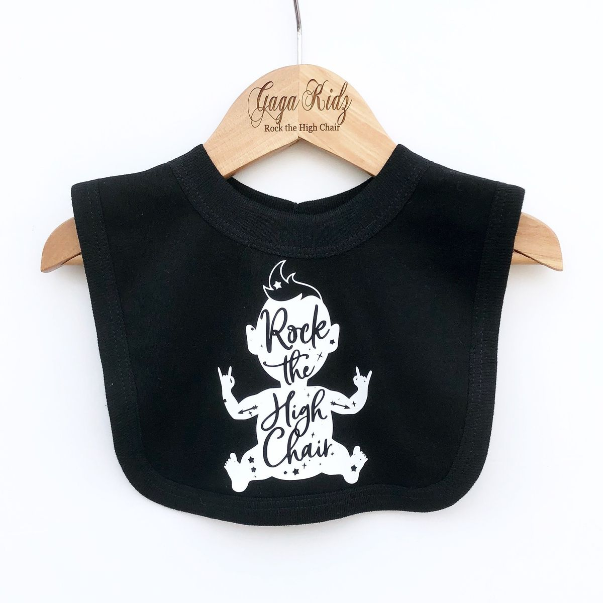 Rock the High Chair Baby Bib - product images  of
