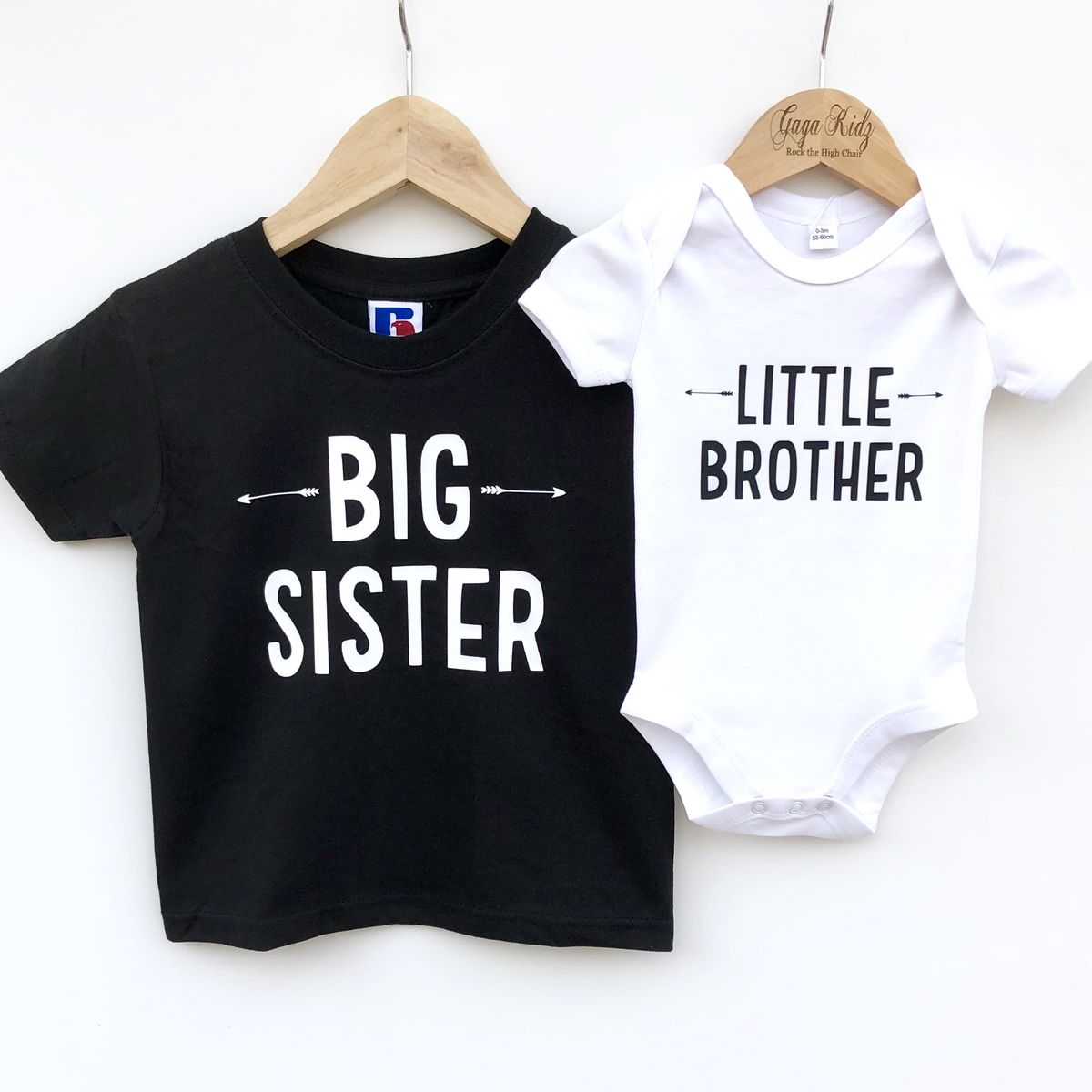Big Sister Sibling T-Shirt (various sizes) - product images  of