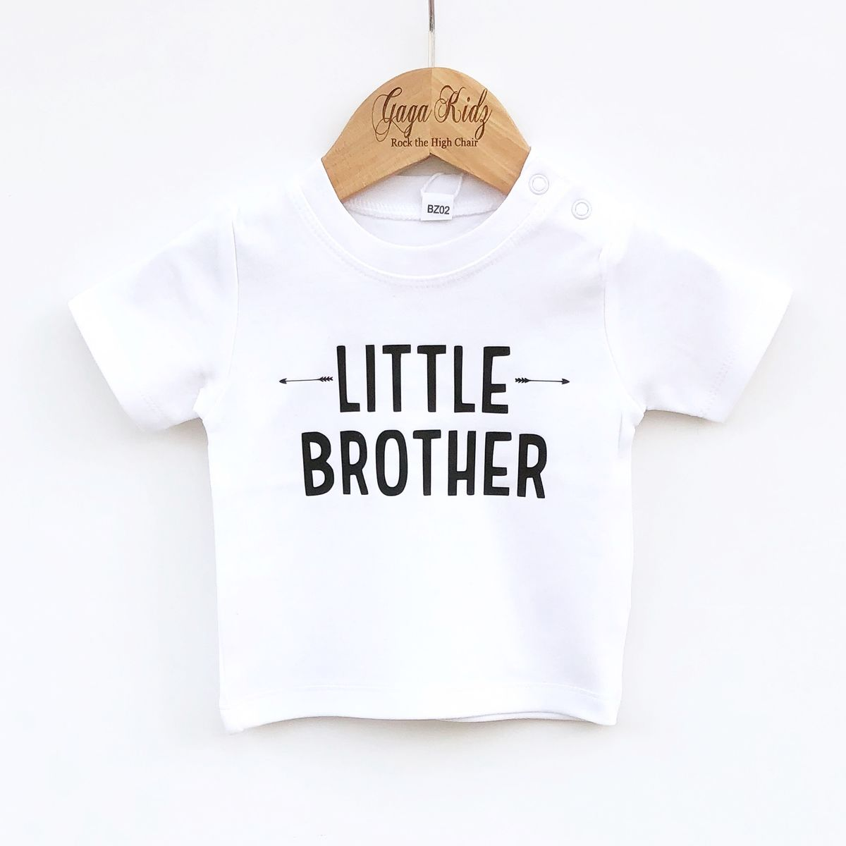 Little Brother Sibling T-Shirt or Bodysuit (various sizes) - product images  of