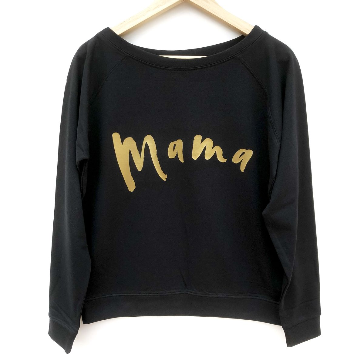 Gold 'Mama' Women's Sweatshirt - product images  of