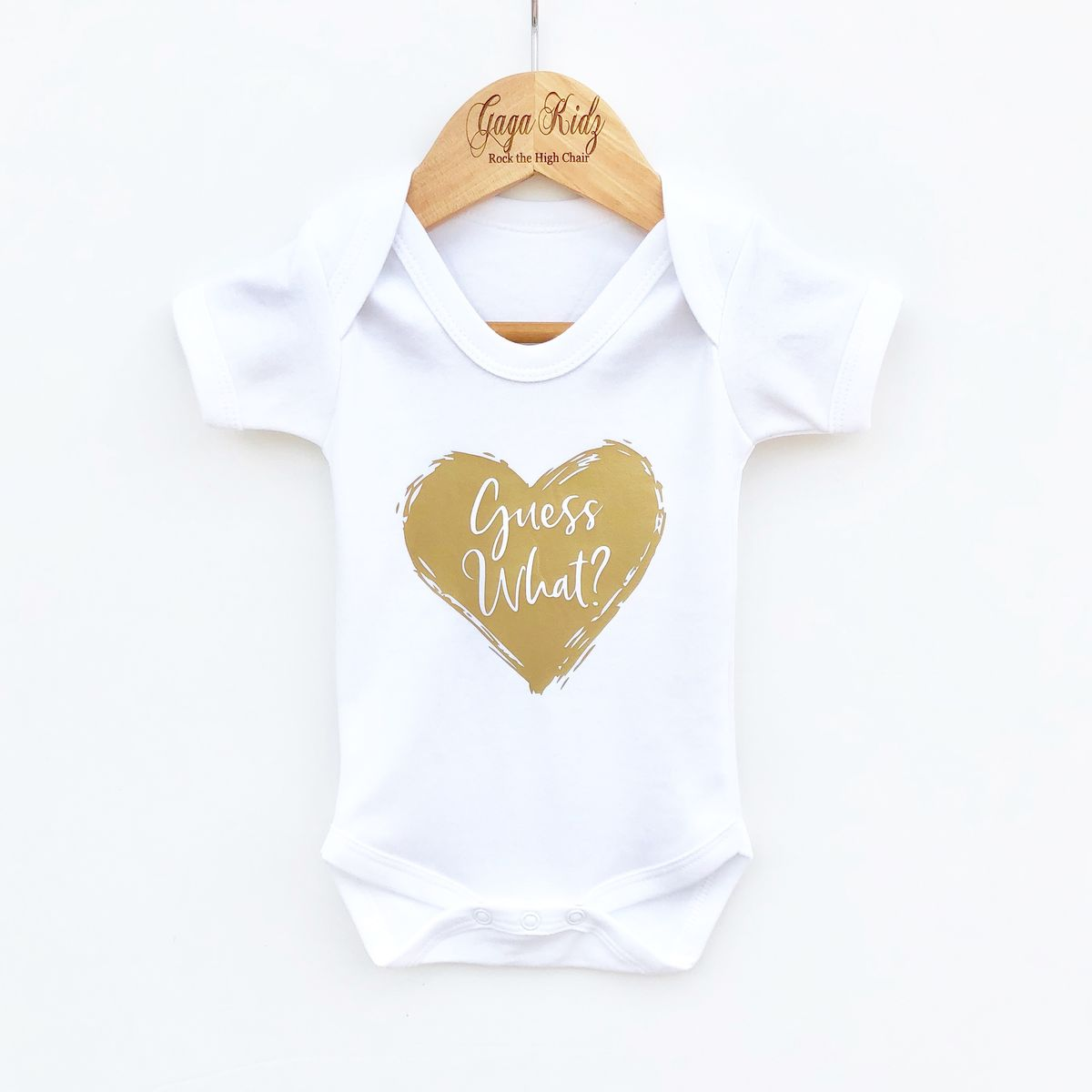 Guess What Bodysuit - product images  of