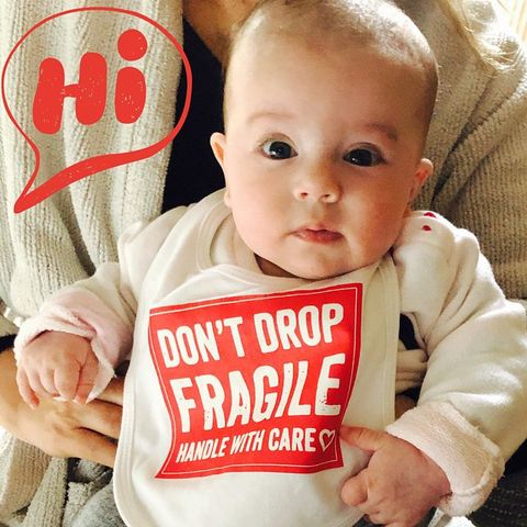 Fragile,Don't,Drop,Me,Baby,Bib,fragile velcro baby bib, don't drop the baby, uk baby bib, cute baby bib, cotton baby bib, funny baby bib, cute baby clothes, funny baby clothes, unique baby gifts, baby shower, baby shower gift, cool baby bib, cool baby clothes, unisex baby bibs