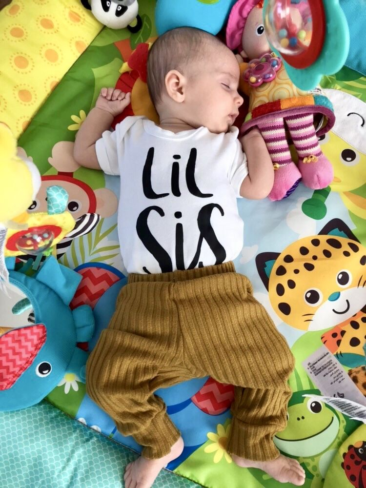 Lil Sis T-Shirt or Bodysuit - product images  of