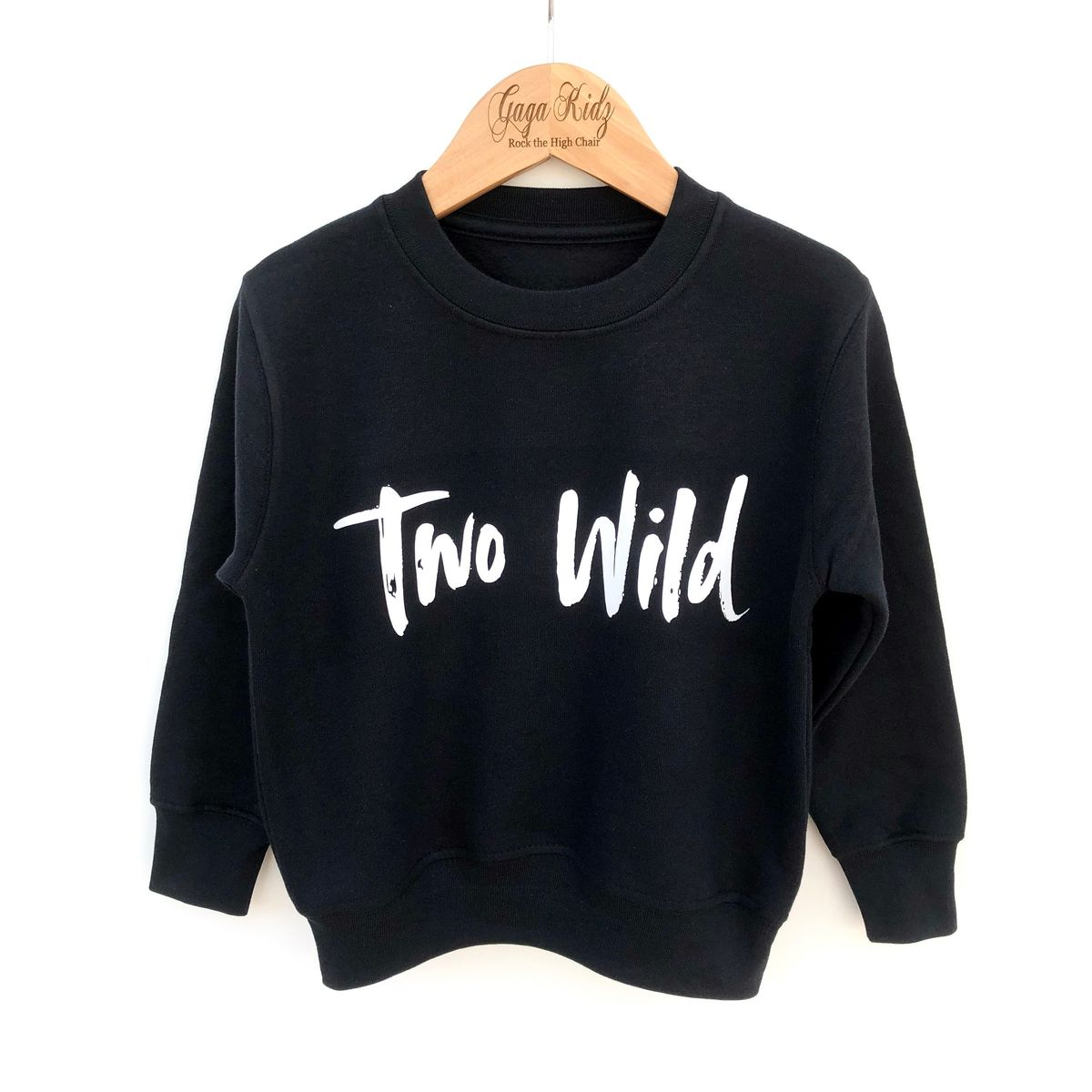 Two Wild Birthday Sweatshirt - product images  of