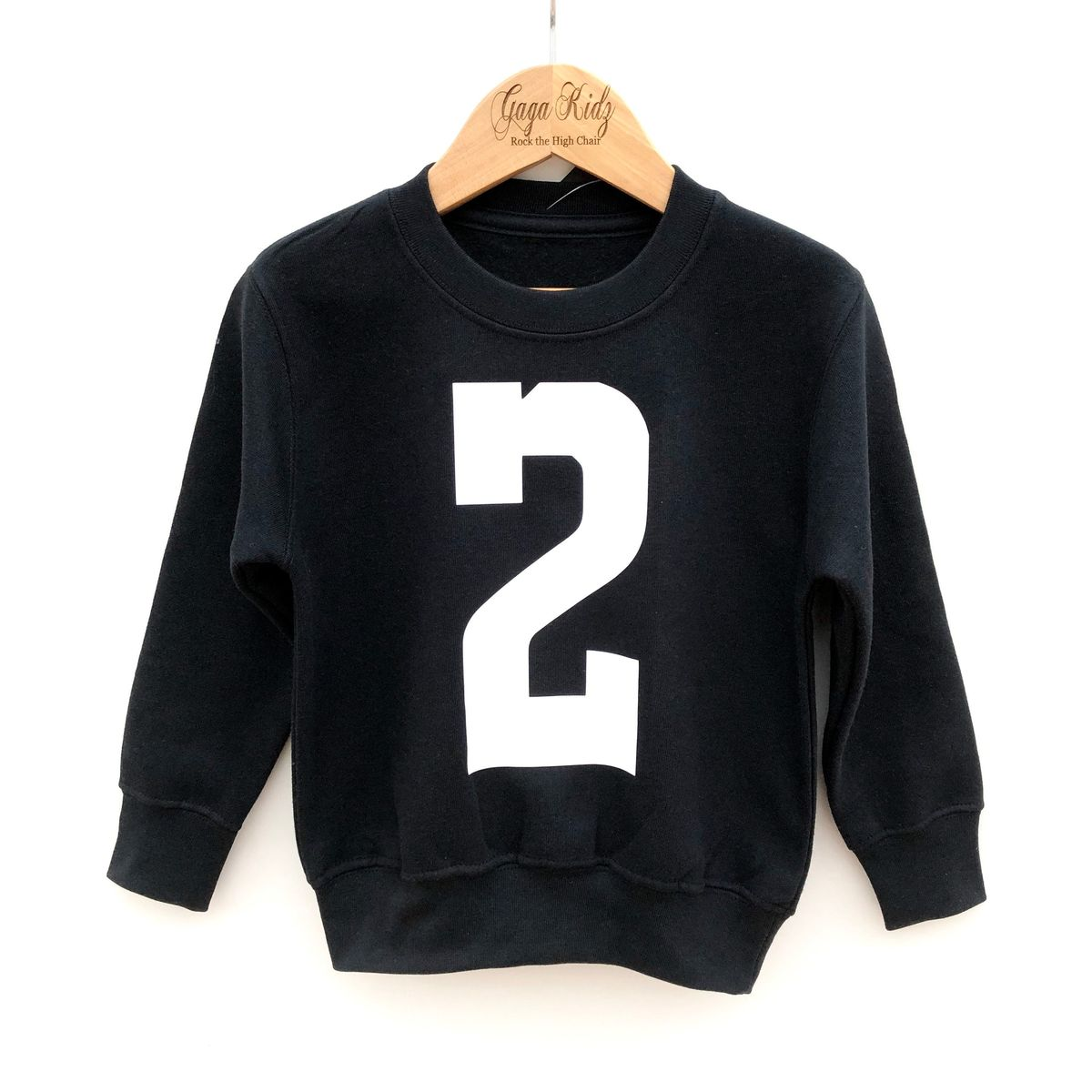 Custom Number Sweatshirt - product images  of