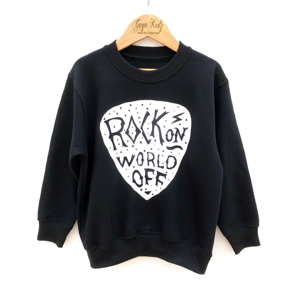 Rock on World off Sweatshirt - product images  of