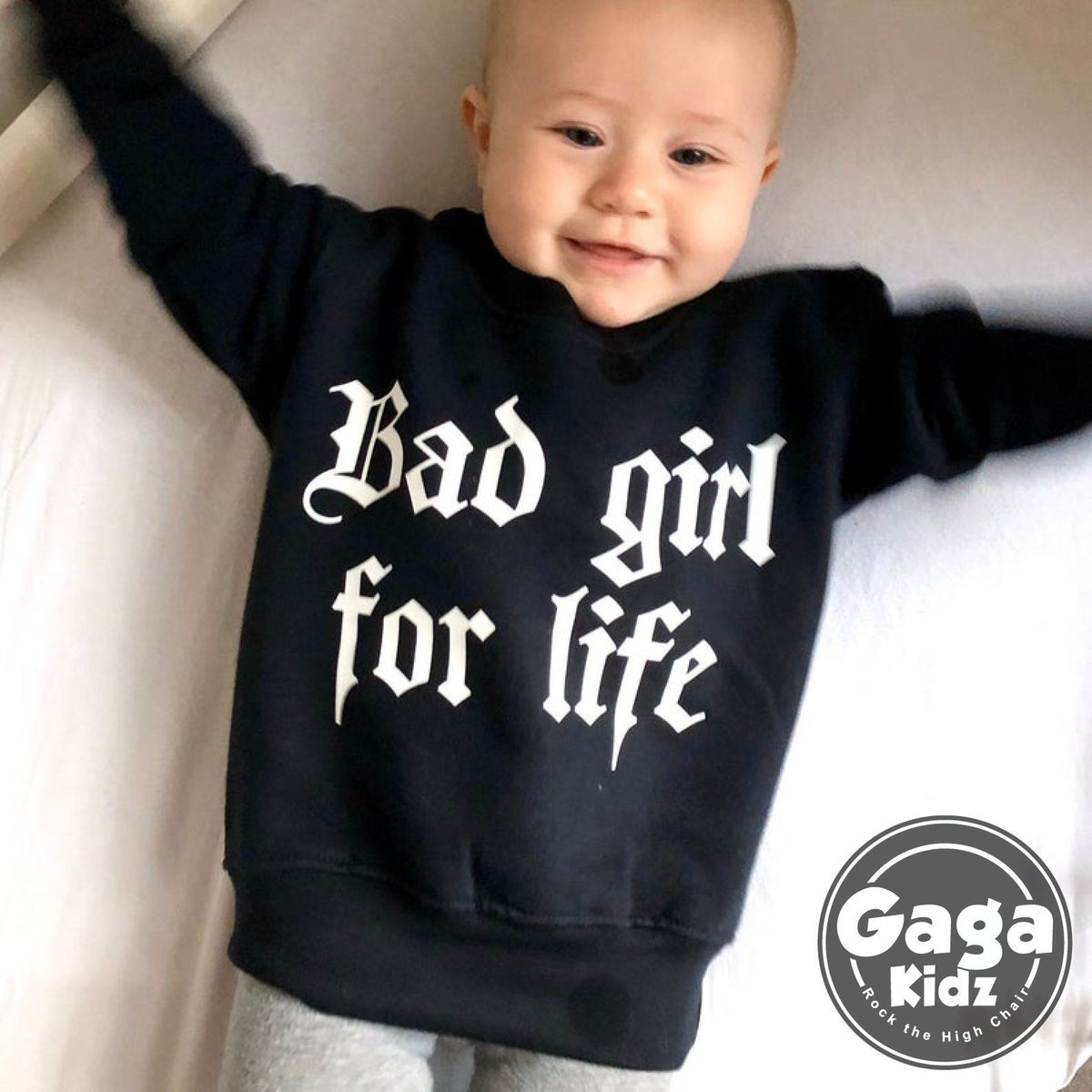Bad Girl for Life Sweatshirt - product images  of