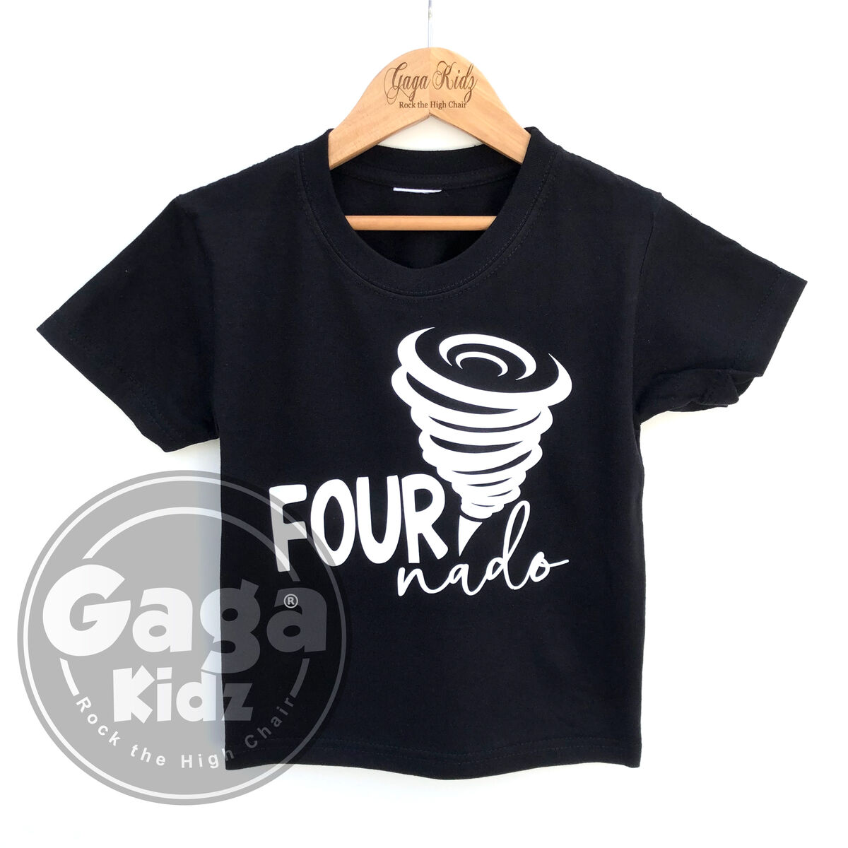 Fournado Black or White T-Shirt - product images  of