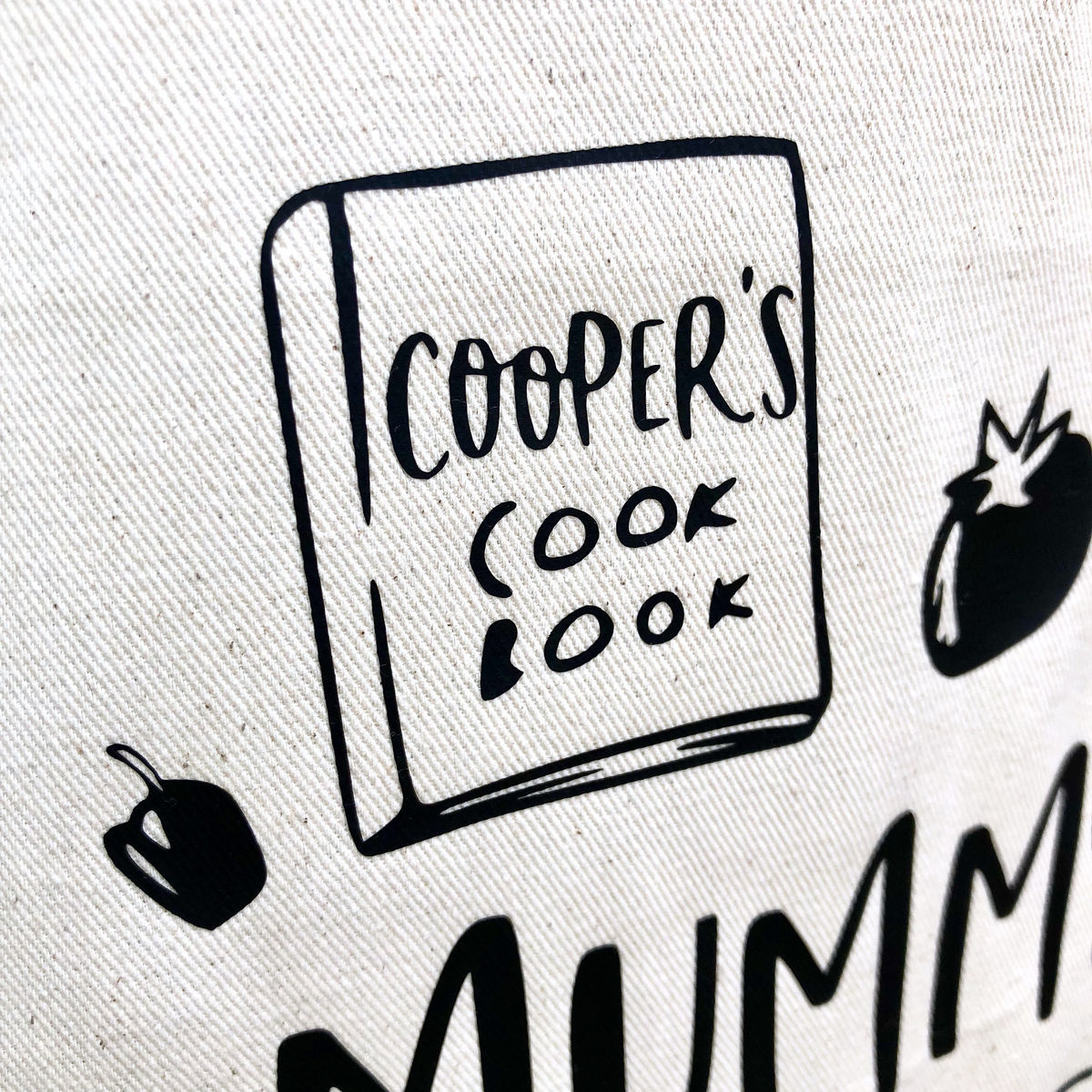 Mama's Little Sous Chef Apron - product images  of