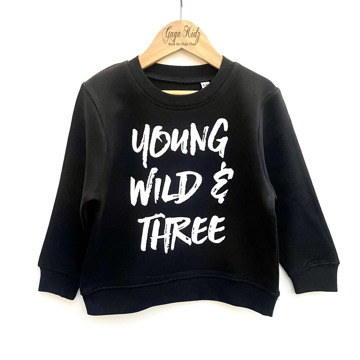 Young Wild & Three Sweatshirt - product images  of