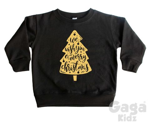 We,Wish,You,A,Merry,Xmas,Sweatshirt,toddler sweater, infant jumper, kids sweatshirt, kids sweater, crew neck, christmas outfit, baby sweater, baby sweatshirt, toddler crew neck, first xmas outfit gift, stocking filler, all i want for christmas is you, we wish you a merry christmas