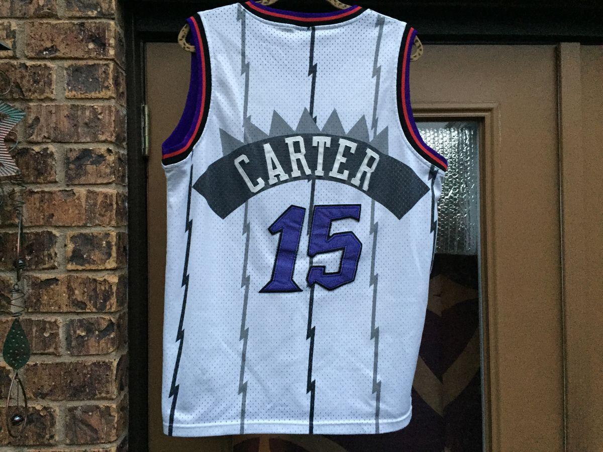 best cheap 48c95 7d554 Vintage Nike Toronto Raptors Vince Carter Jersey
