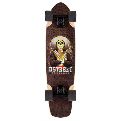 D,Street,Bandito,Cruiser,D Street Bandito Cruiser, complete skateboards in london, best beginner skateboards, skate shop london