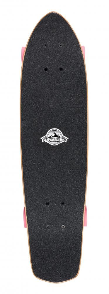 D Street Kick Push Cruiser - product images  of
