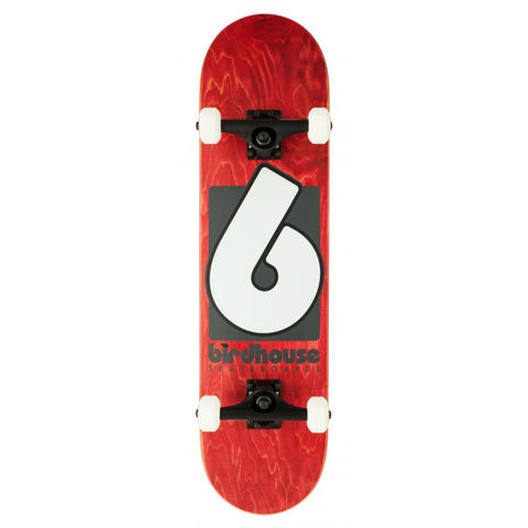 Birdhouse,Stage,3,B,Logo,8,Complete,Skateboard,Birdhouse Stage 3 B Logo 8 Full Size Complete Skateboard, complete skateboards in london, best beginner skateboards, skate shop london