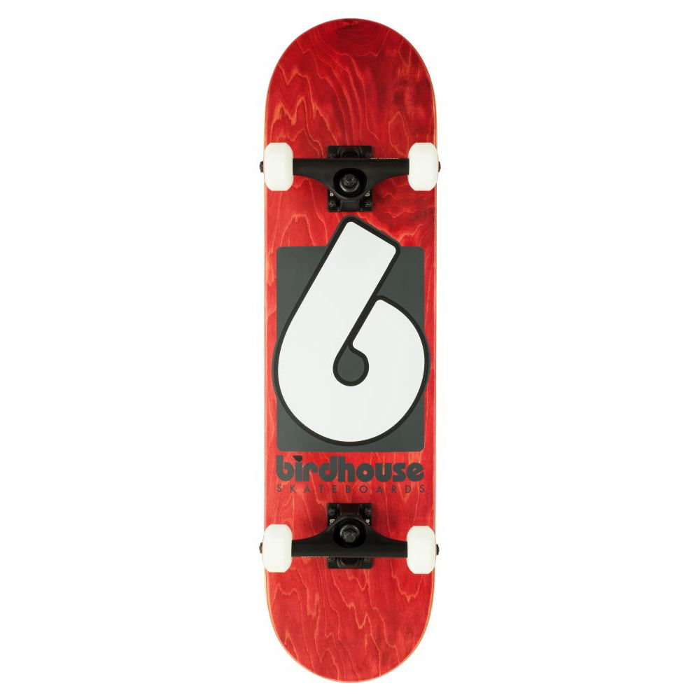 "Birdhouse Stage 3 B Logo 8"" Complete Skateboard - product images  of"