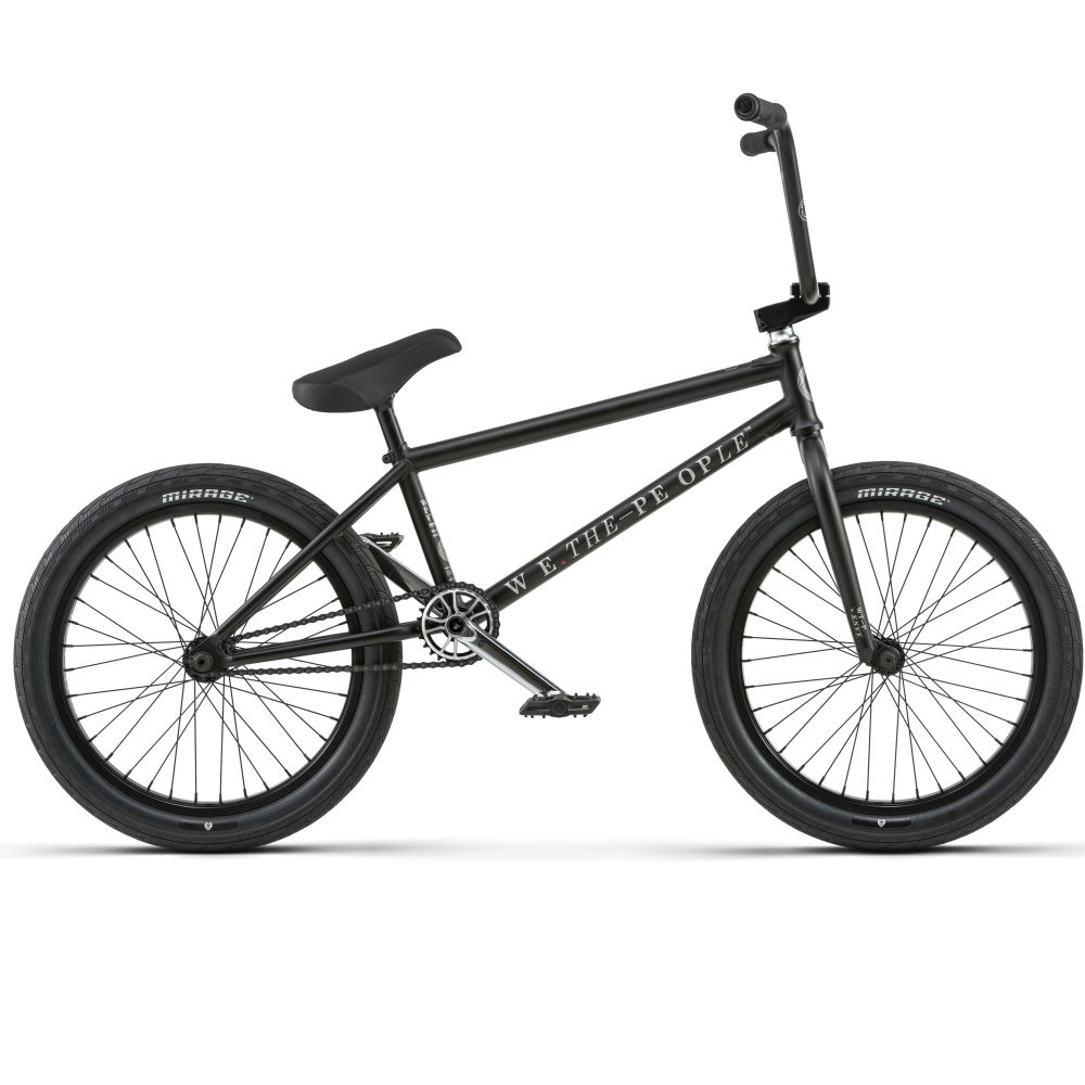 Wethepeople Justice 2018 BMX Black - product image