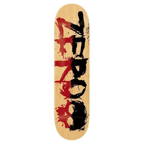 Zero,PP,2-Tone,Blood,Red,Black,Deck,8.25,Zero PP Deck 2-Tone Blood Red Black 8.25, zero decks in london, skateshop london, halfpipe in london