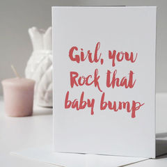 Rock,That,Baby,Bump,Card,-,Pregnancy,Congratulations,Mum,To,Be,Mom,Paper_Goods,card,greetings_card,pregnancy_card,expectancy_card,expecting,baby,rock_that_baby_bump,mom_to_be_card,mum_to_be_card,new_mum,pregnant,baby_bump_card,pregnant_card